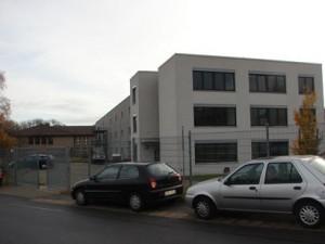 Niederlassung von AOA Avionics in Dresden