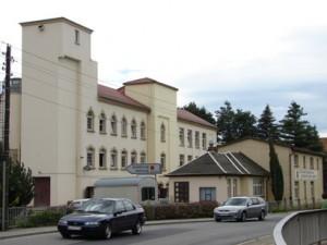 Betriebsgebäude Isoliererzeugnisse Großröhrsdorf