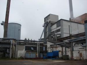 Kraftwerk in Gengenbach (Schwarzwald)