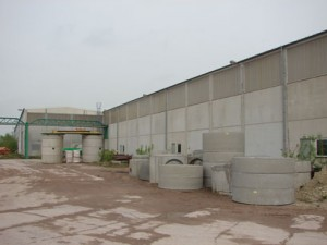 Niederlassung Heidelberg-Cement