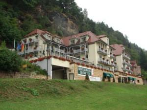 Hotel Elbschlösschen in Rathen