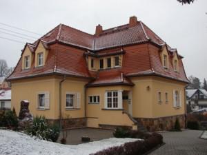 Fabrikantenvilla in Oberlungwitz