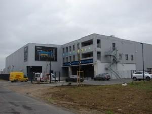 Yess Zentrale in Würselen (früher CEF)